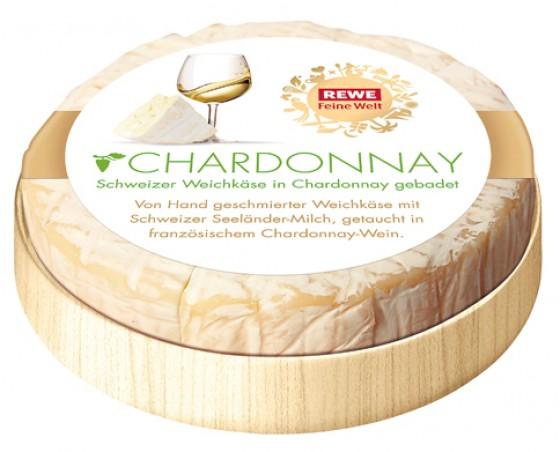 Chardonnay Weichkäse von REWE