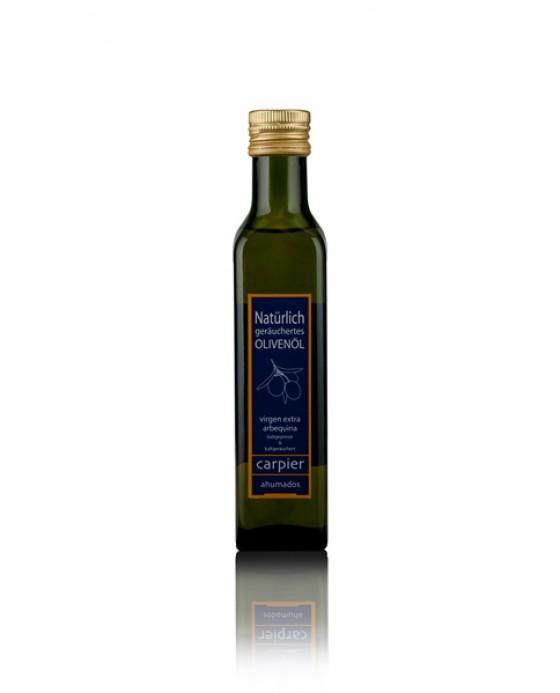 Geräuchertes Olivenöl von Carpier