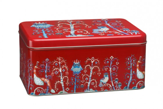 Taika Metall Box von Iittala