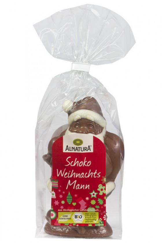 Alnatura Weihnachtsmann