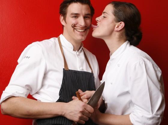 Rebecca & Matthias Gfrörer von der Gutsküche