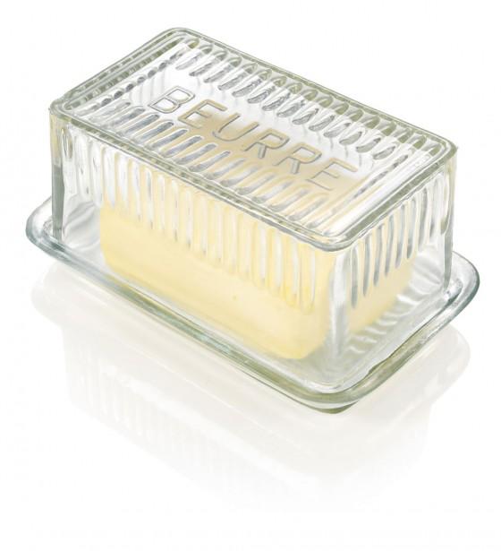 Butterdose von Impressionen