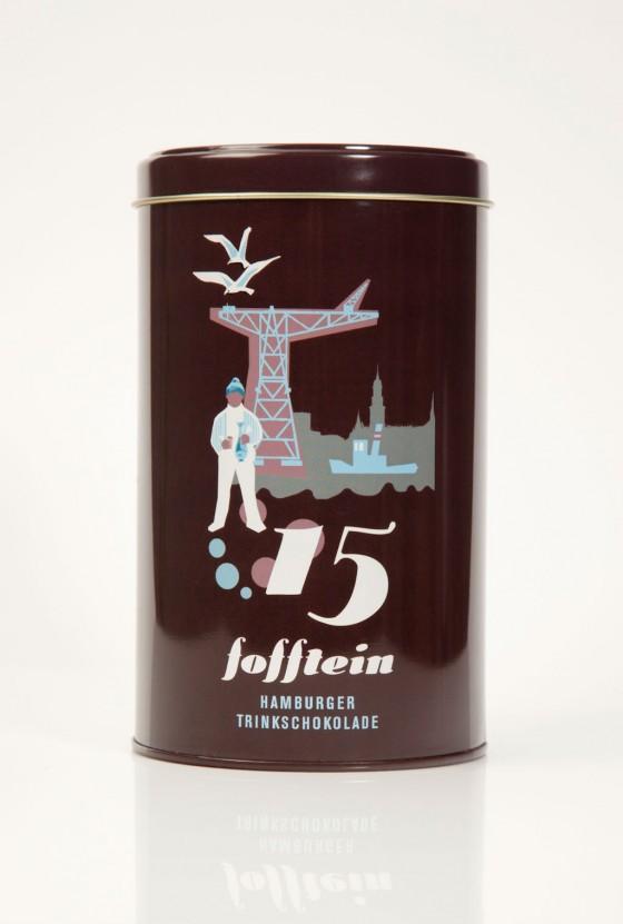 Fofftein-Trinkschokolade von Schokovida