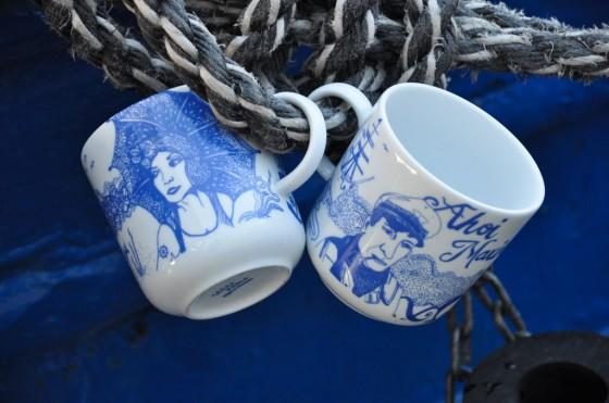 Meerjungfrau-Becher von Ahoi Marie