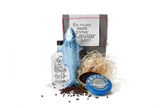 Geschenktüte Schoko-Kaviar von Mutterland