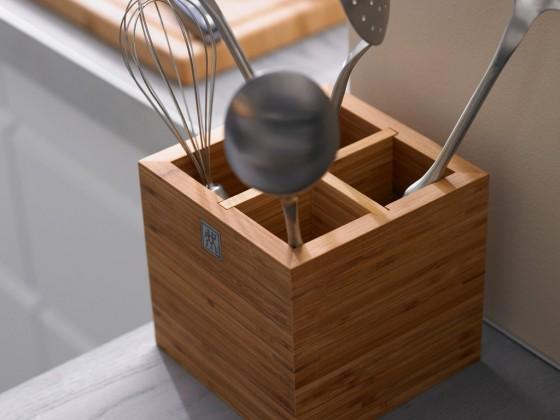 Küchenbehaelter aus Holz von Zwilling