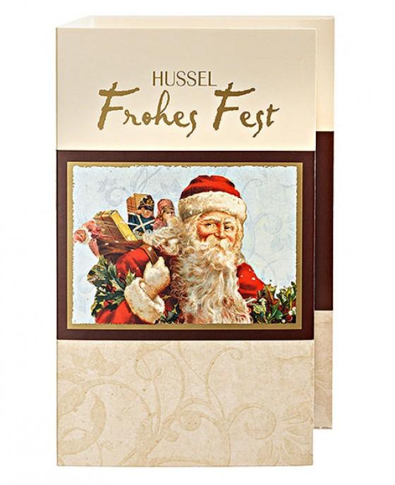 Weihnachtsbuch Hussel