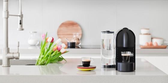 Die neueste Nespresso U passt sich flexibel ihrer Umgebung an