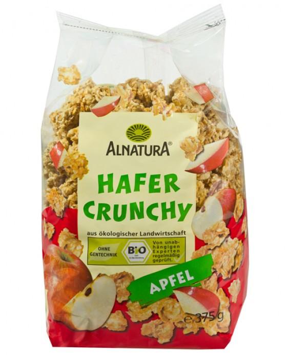 Apfel Crunch Müsli von Alnatura