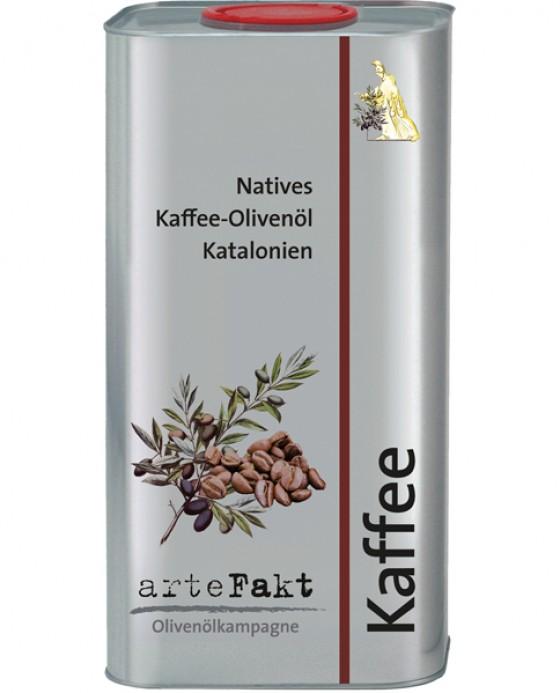 Kaffee-Olivenöl von arteFakt