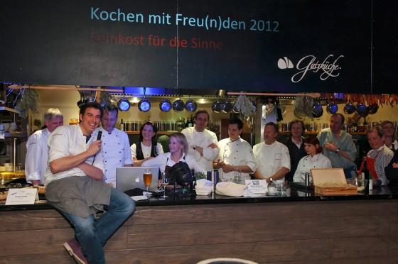 """Gutsküche Koch-Event """"Kochen mit Freu(n)den"""""""