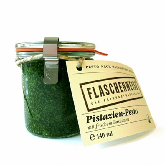 Pistazien-Pesto von Flaschenweise