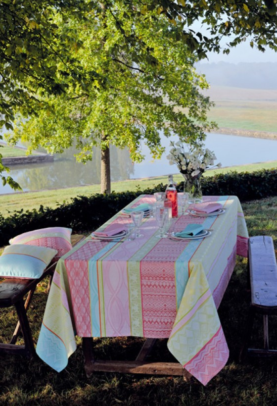 Tischdecke Garnier-Thiebaut