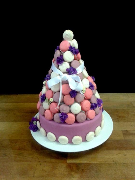Spitze Torte