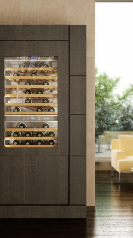 Stilvoll und praktisch: KitchenAid Vertigo in der Einbauvariante