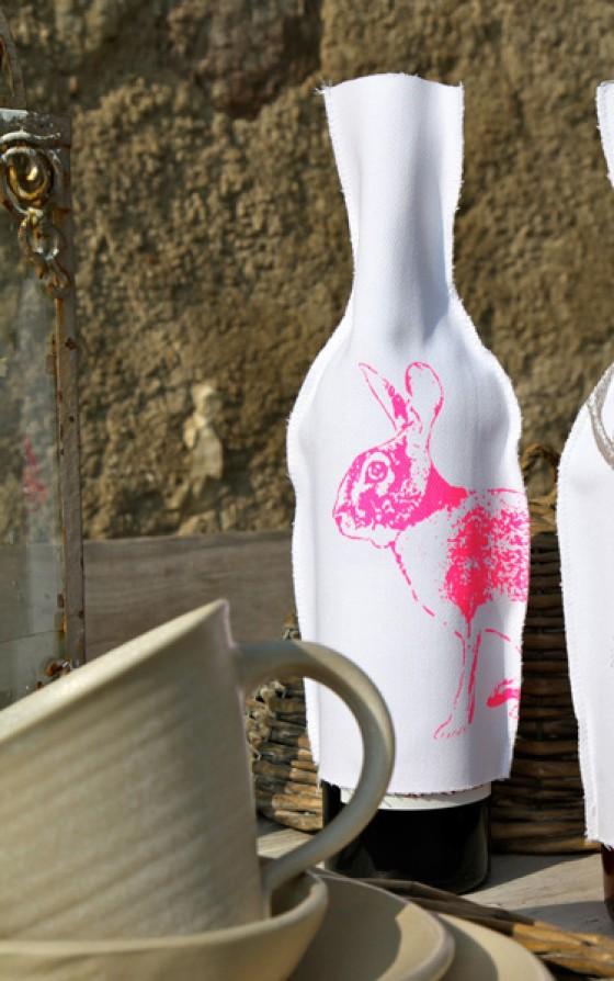 Flaschenhusse Ostern