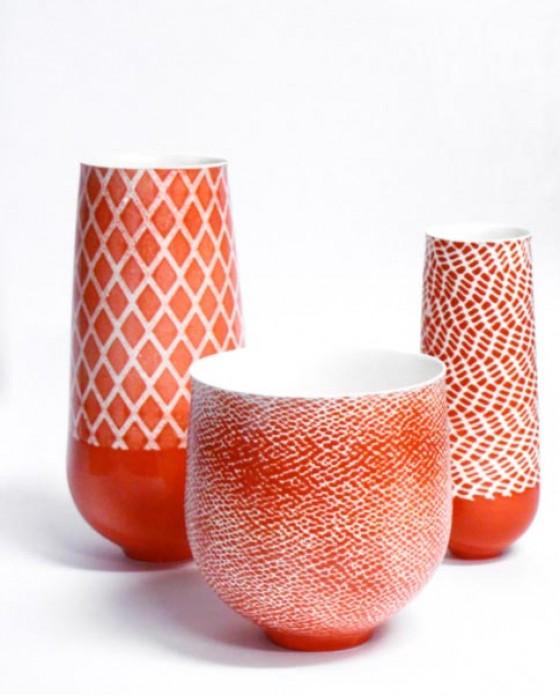 mano design Vase just dressed