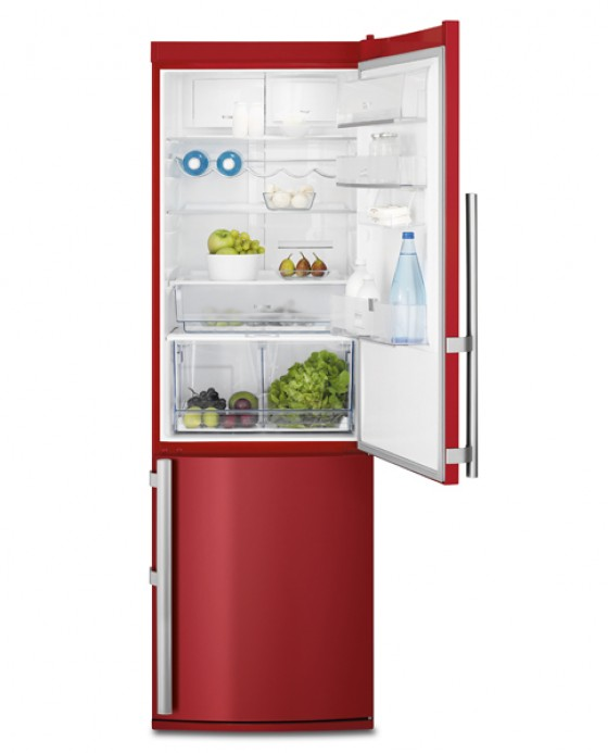 Kühl-Gefrier-Kombination von Electrolux