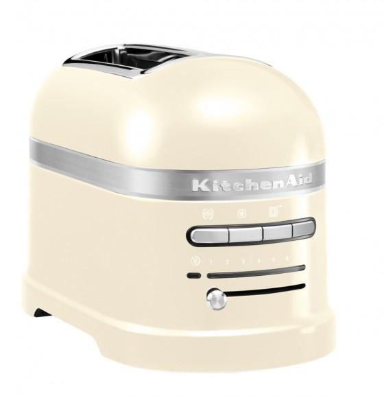 KitchenAid Artisan 2-Scheiben Toaster Crème