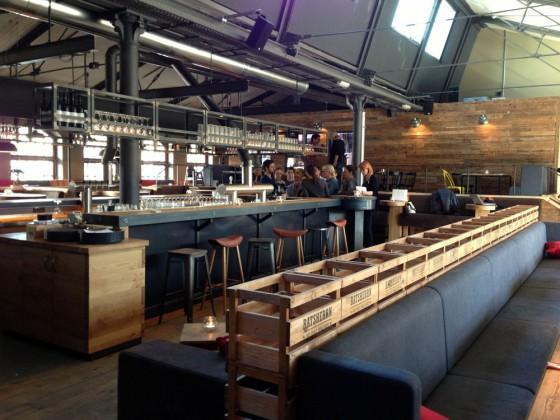 Der Tresen als Herzstück: Altes Mädchen in den Hamburger Schanzenhöfen
