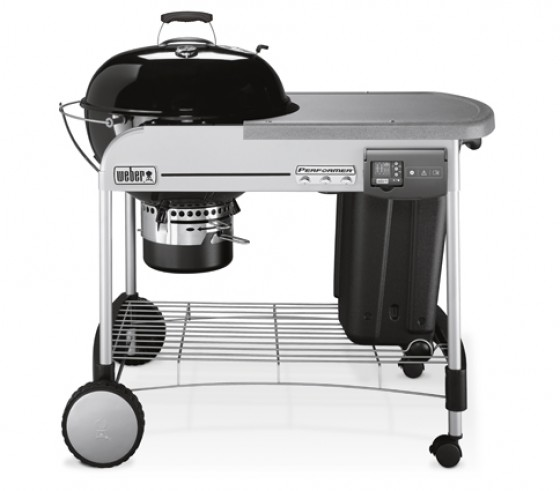 Weber Grill Performer® Deluxe GBSTM Gourmet