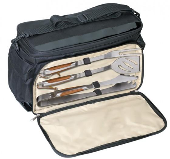 Küchenprofi Kühltasche mit Grillbesteck
