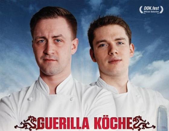 Guerilla Köche Max Jensen und Felix Metzger