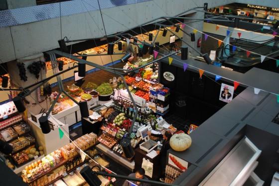 Mercado de San Anton