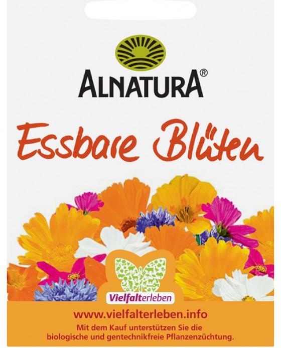 Saatgut Essbare Blüten von Alnatura
