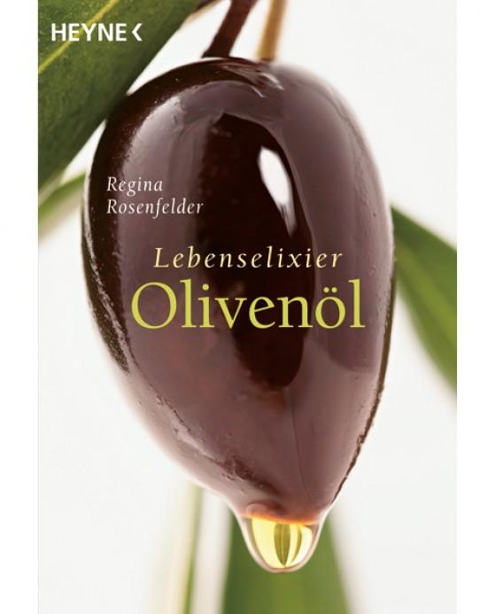 Cover Buch Lebenselixier Olivenöl