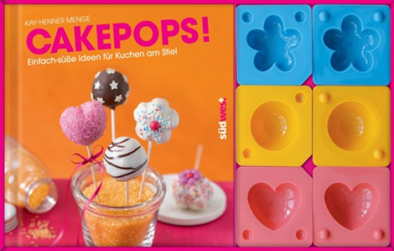 Cover Cakepops von Kay-Henner Menge