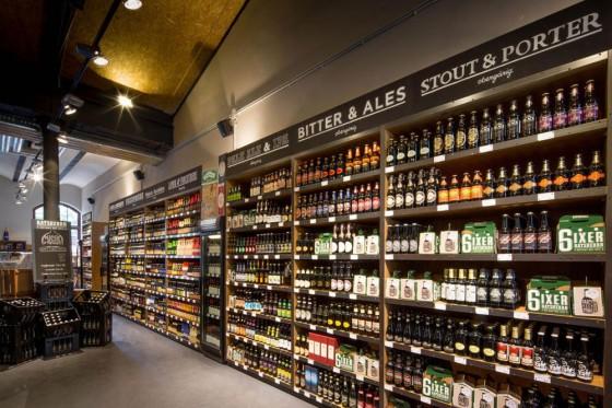 350 Biere auf 25 Metern Regalfläche: Der neue Craft Beer Store
