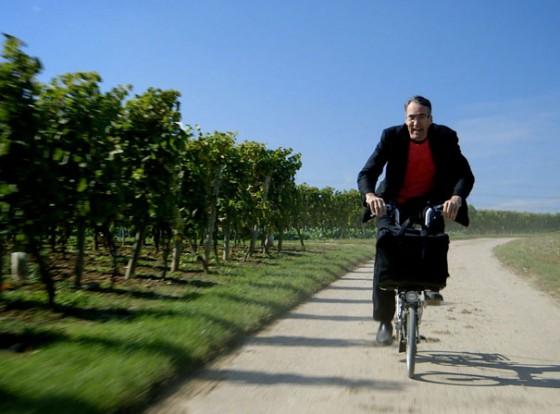 Radelnd durch Deutschlands Weinregionen: Stuart Pigott