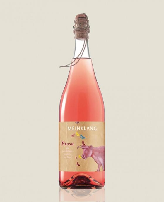 Prosa Blauburgunder Rosé TVINO