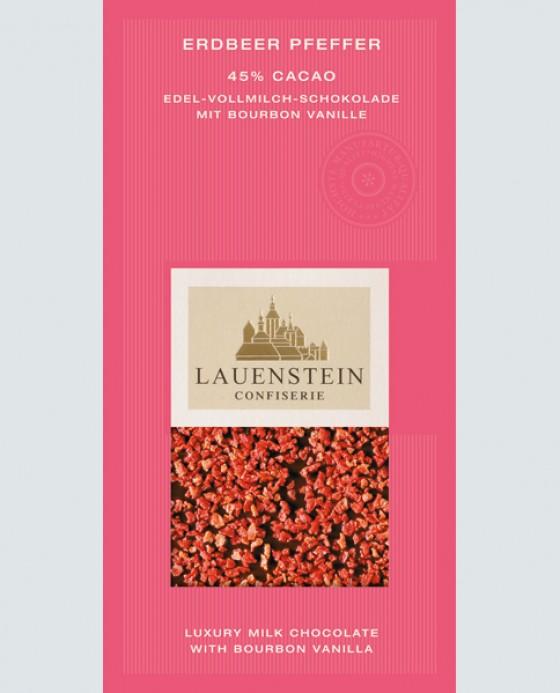 Schokolade Erdbeer Pfeffer Lauenstein
