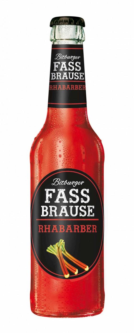Bitburger Fassbrause Rhabarber