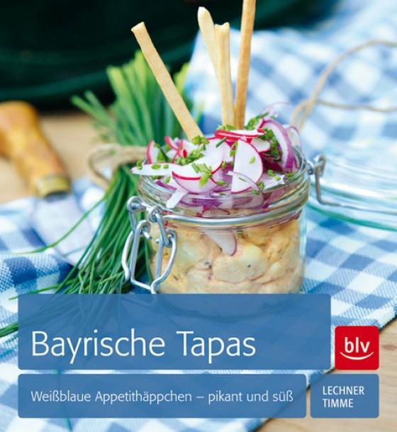 Cover Bayrische Tapas BLV Buchverlag
