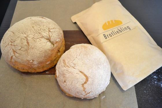 Brotliebling fertiges Brot