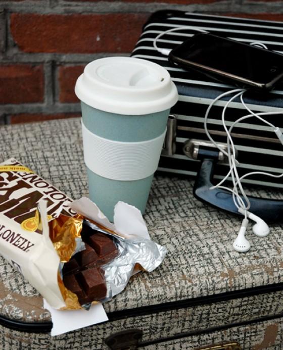 Coffee to-go Becher - biologisch abbaubar
