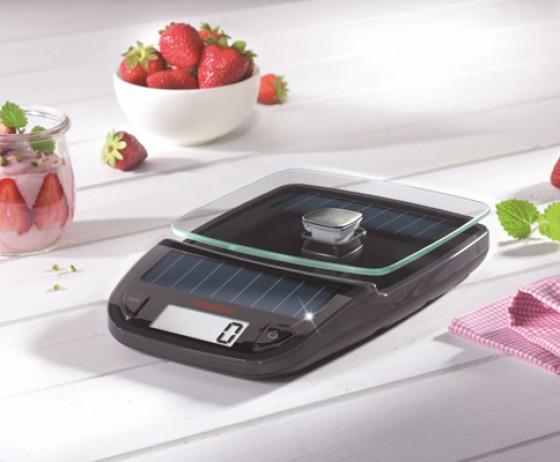 Solar-Küchenwaage von SOEHNLE