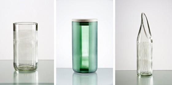 Gläser von GlasArt Glasrecycling