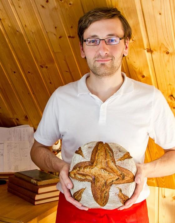 Der Brot-Experte: Lutz Geißler