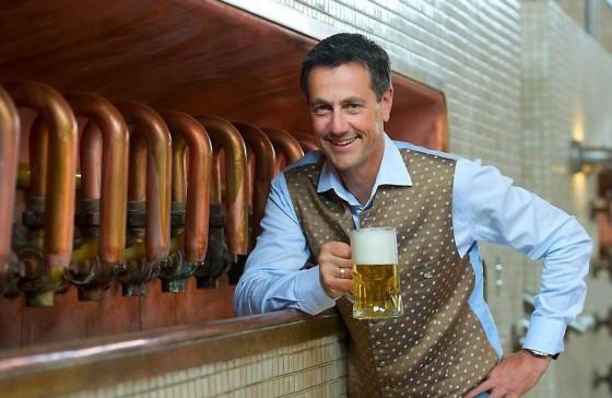 Im Brauwesen zuhause: Bier-Sommelier Dr. Michael Zepf