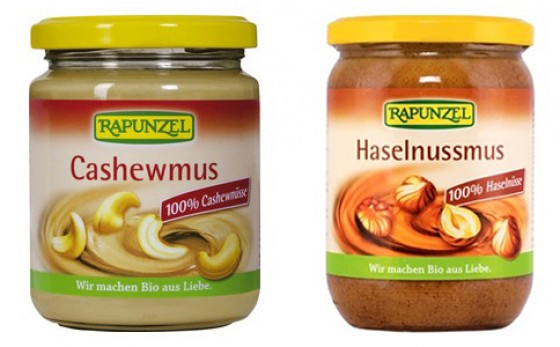 Rapunzel Chashewmus, Haselnussmus