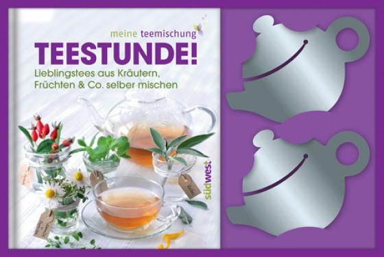 Buch Cover Teestunde Südwest Verlag