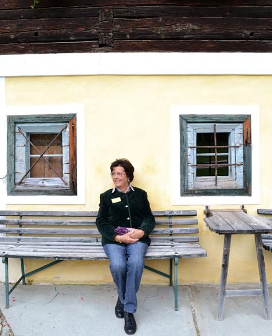Ulla Standl Salzburger Freilichtmuseum