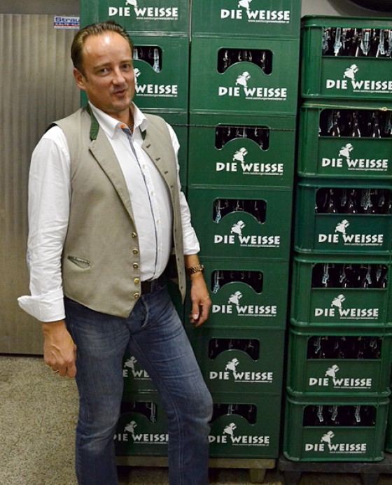 Peter Huber Wirtshaus und Brauerei Die Weisse