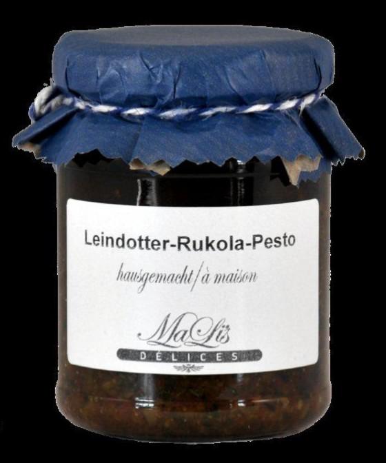 Leindotter-Rucola-Pesto