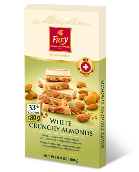 White Crunchy Almonds von Frey