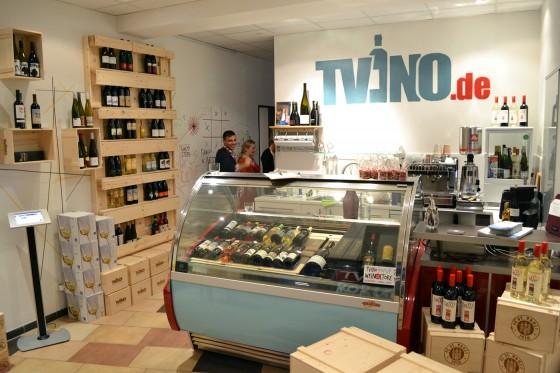 Der neue Pop Up Store im der Hamburger Schanze: Tvino